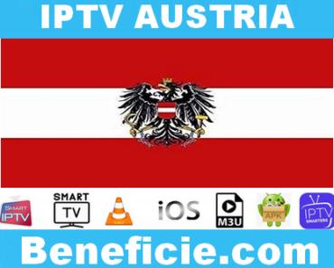 Austrian IPTV M3u Download Free Channels 25-10-2021