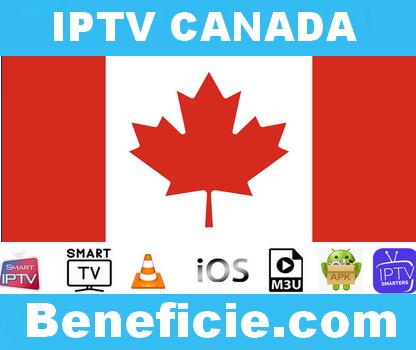 IPTV CANADA M3U UPDATED 2021