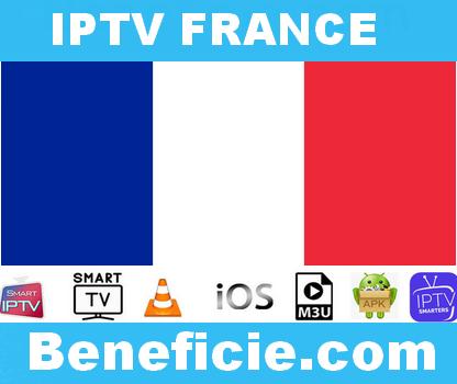 IPTV FRANCE M3U 2021 DAILY UPDATED