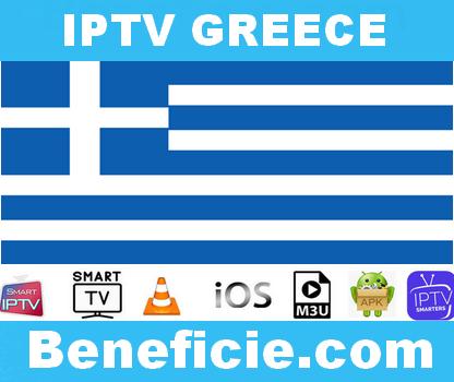 IPTV GREECE M3U UPDATED 2021