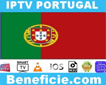 Portuguese IPTV M3u Download Free Channels 27-10-2021