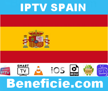 IPTV SPAIN M3U UPDATED 2021