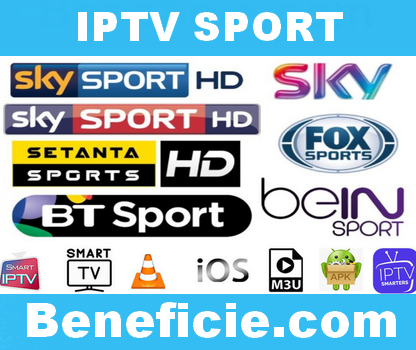 IPTV SPORT M3U UPDATED 2021